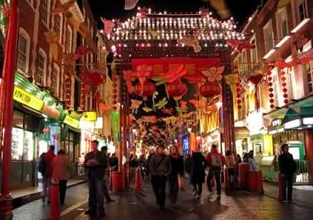 Lima's China Town